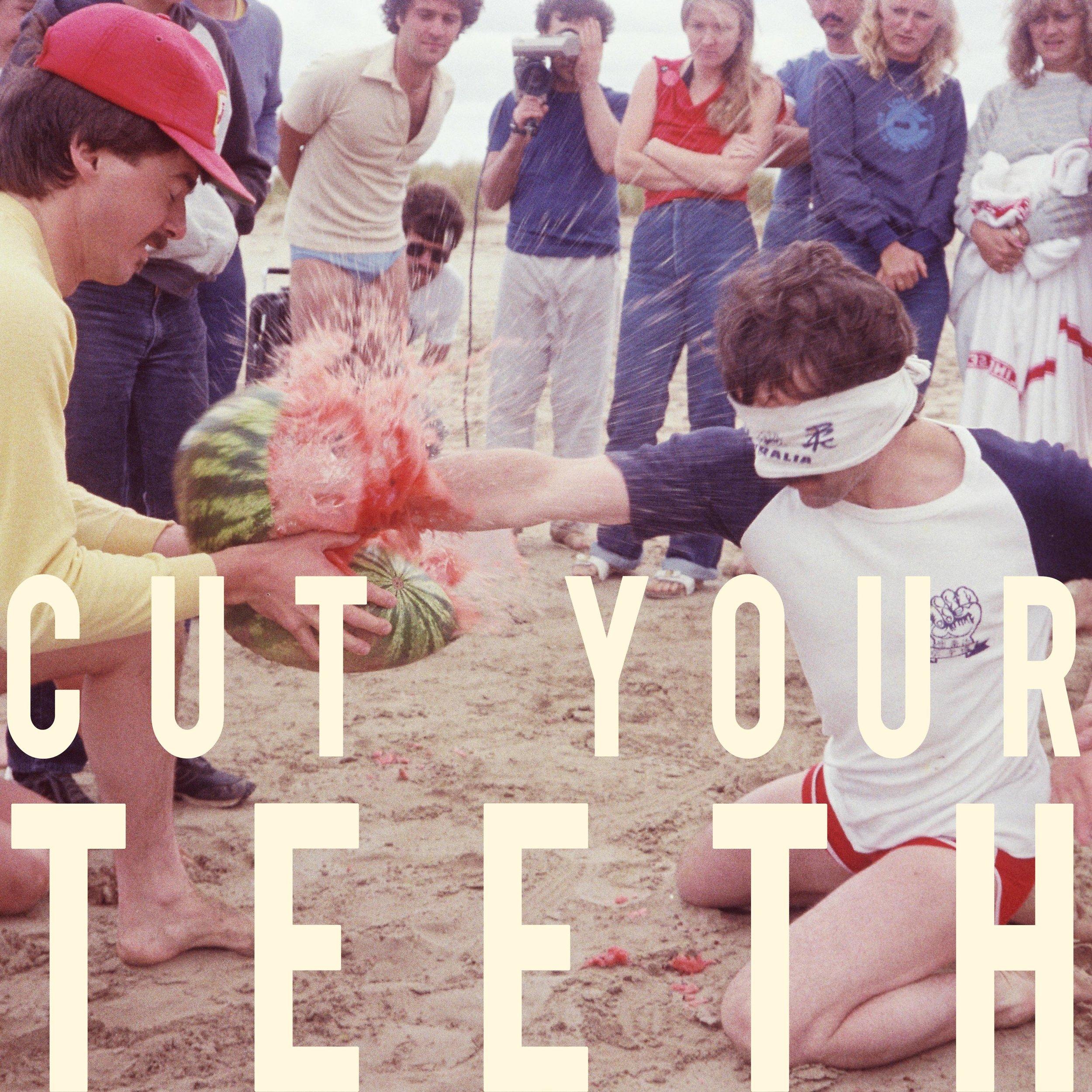 'Cut Your Teeth' LP - released 20 Sep 2019