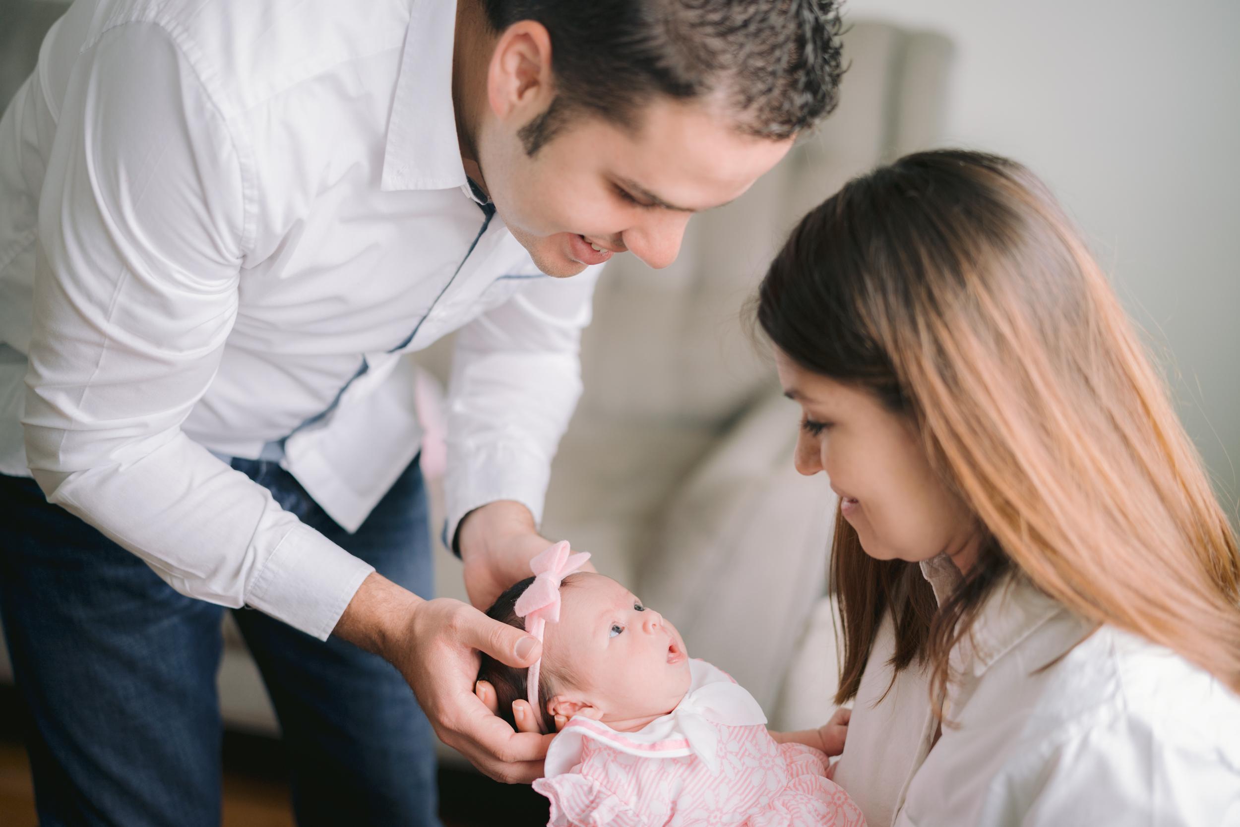 Maria Martin | Family (with newborn) Session - Mar 21, 2019