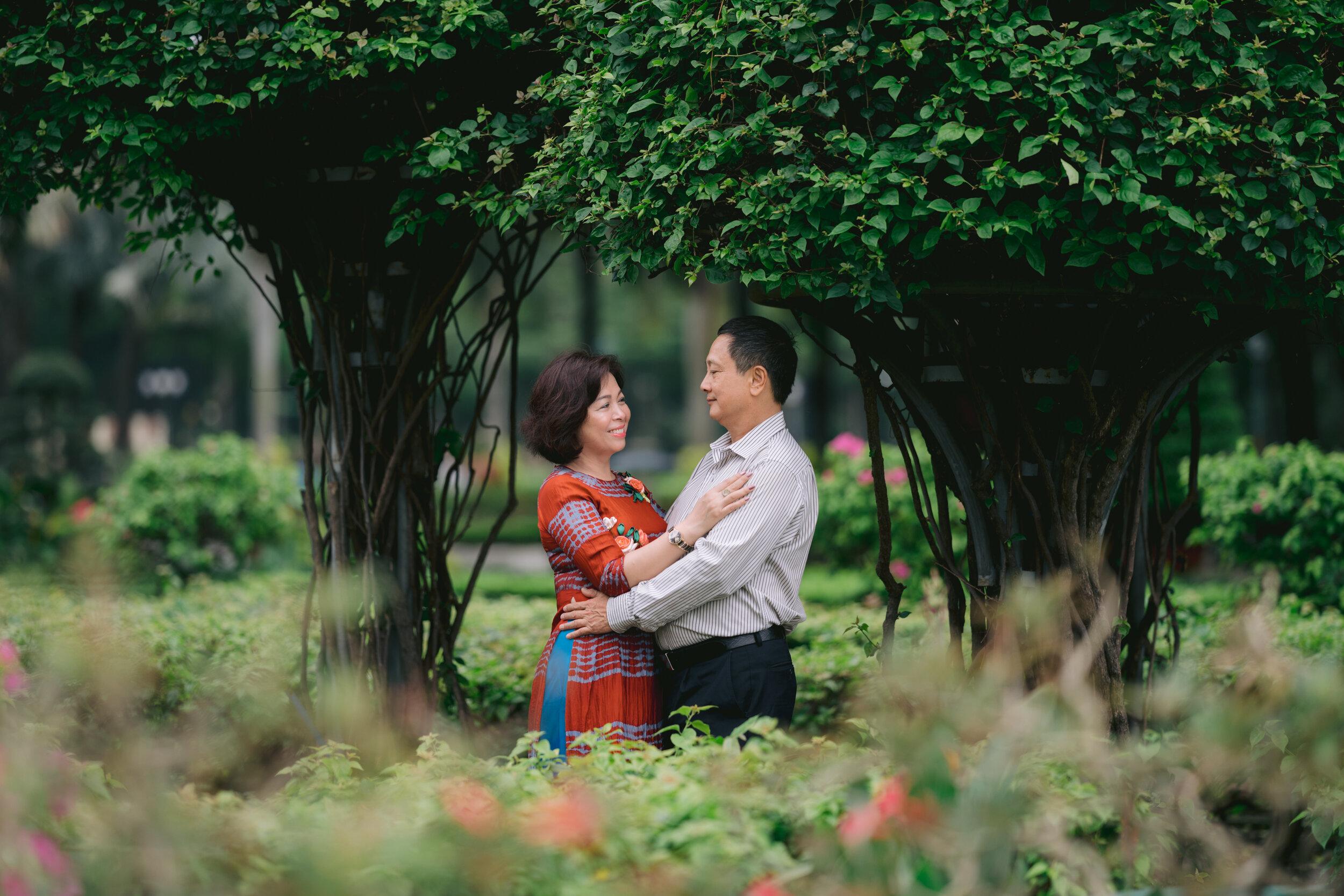 Mr & Mrs Do | Portraits - Aug 15, 2019