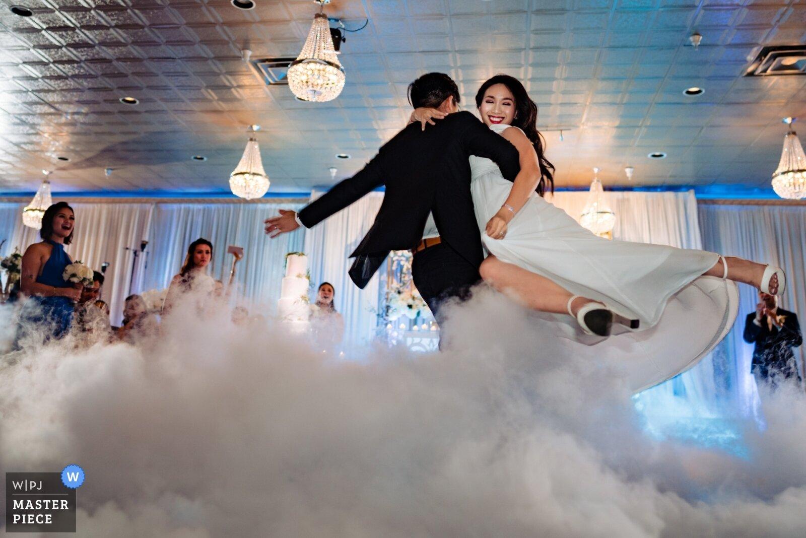 Masterpiece Award from  Wedding Photojournalist Association