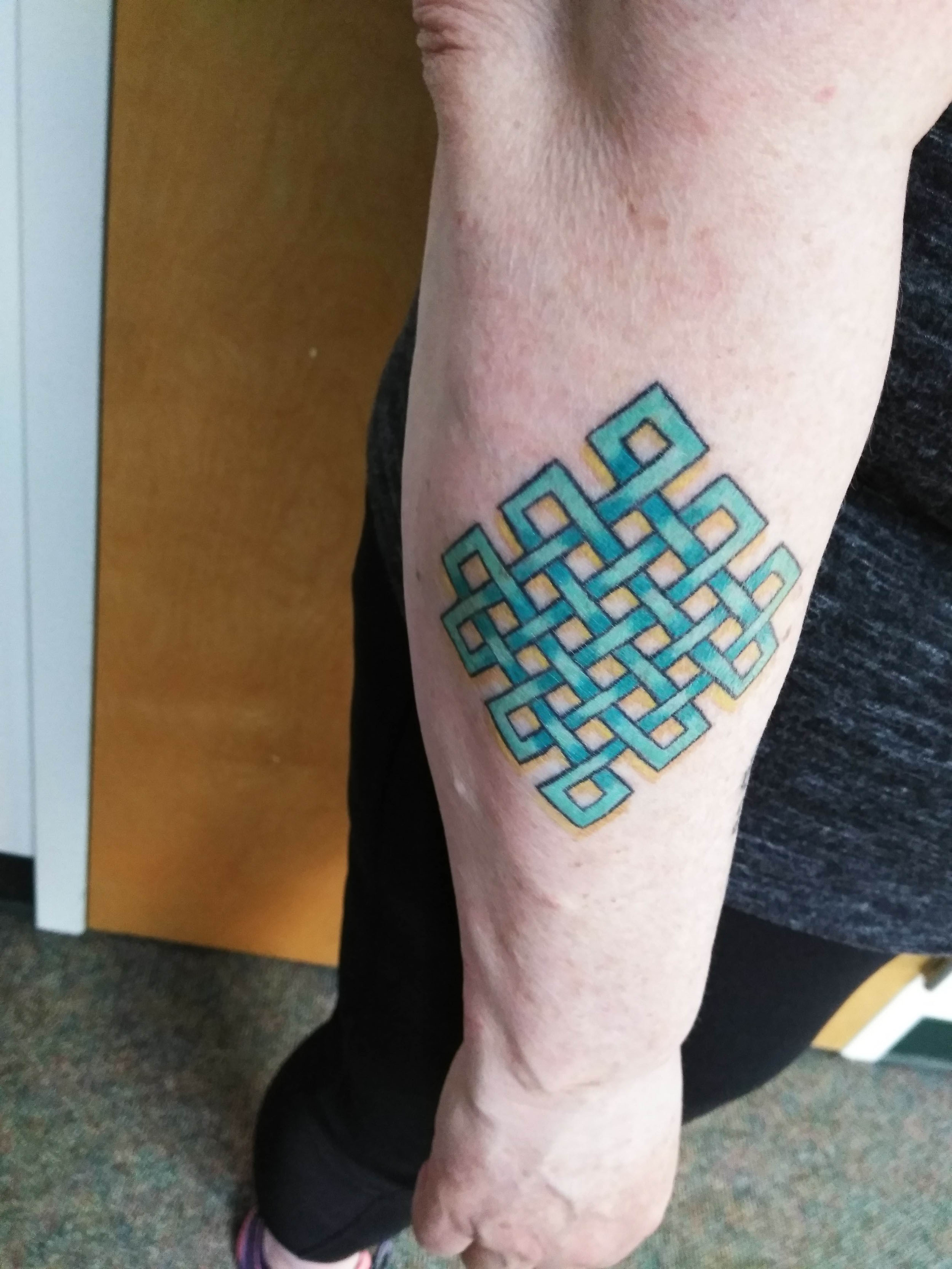 Endless Knot 2017