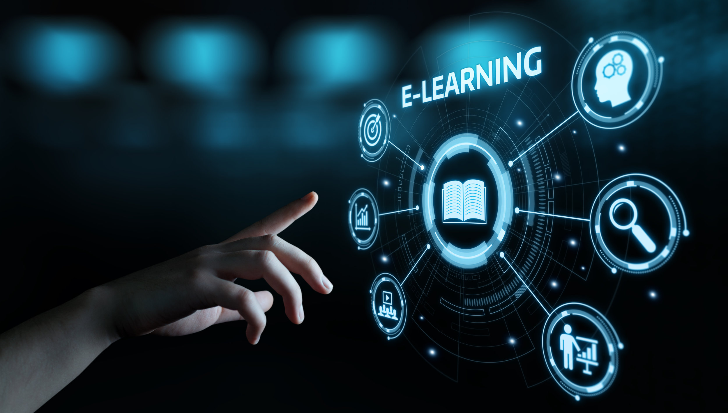 Elearning can improve your knowledge retention.
