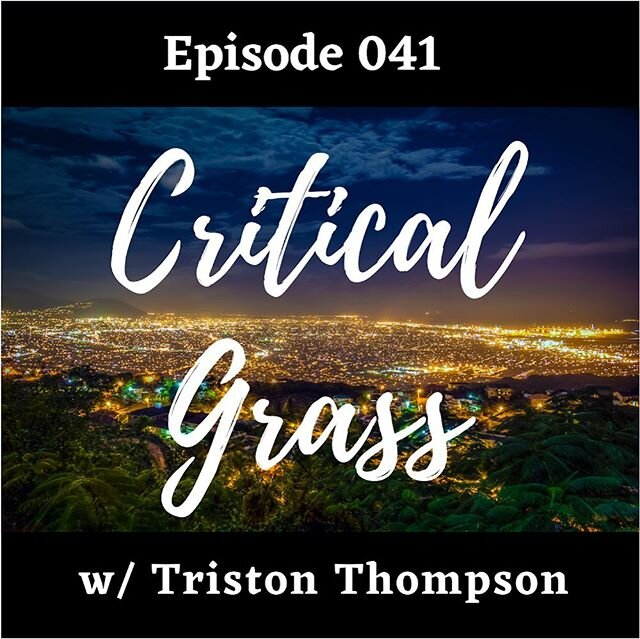 Don't miss our latest episode with Triston Thompson of Tacaya Group in Jamaica! shorturl.at/sEKRS  #CriticalGrass #tacayagroup #blueayiventures #jamaica #westmorelandparish #710 #420 #THC #CBD #cannabiscommunity #cannabispodcast  #medicalcannabis #cannabisextract  #cannabidiol #cannabinoids #ganja #weed #marijuana #medicalmarijuana #cannabis #hemp #hash #hashish