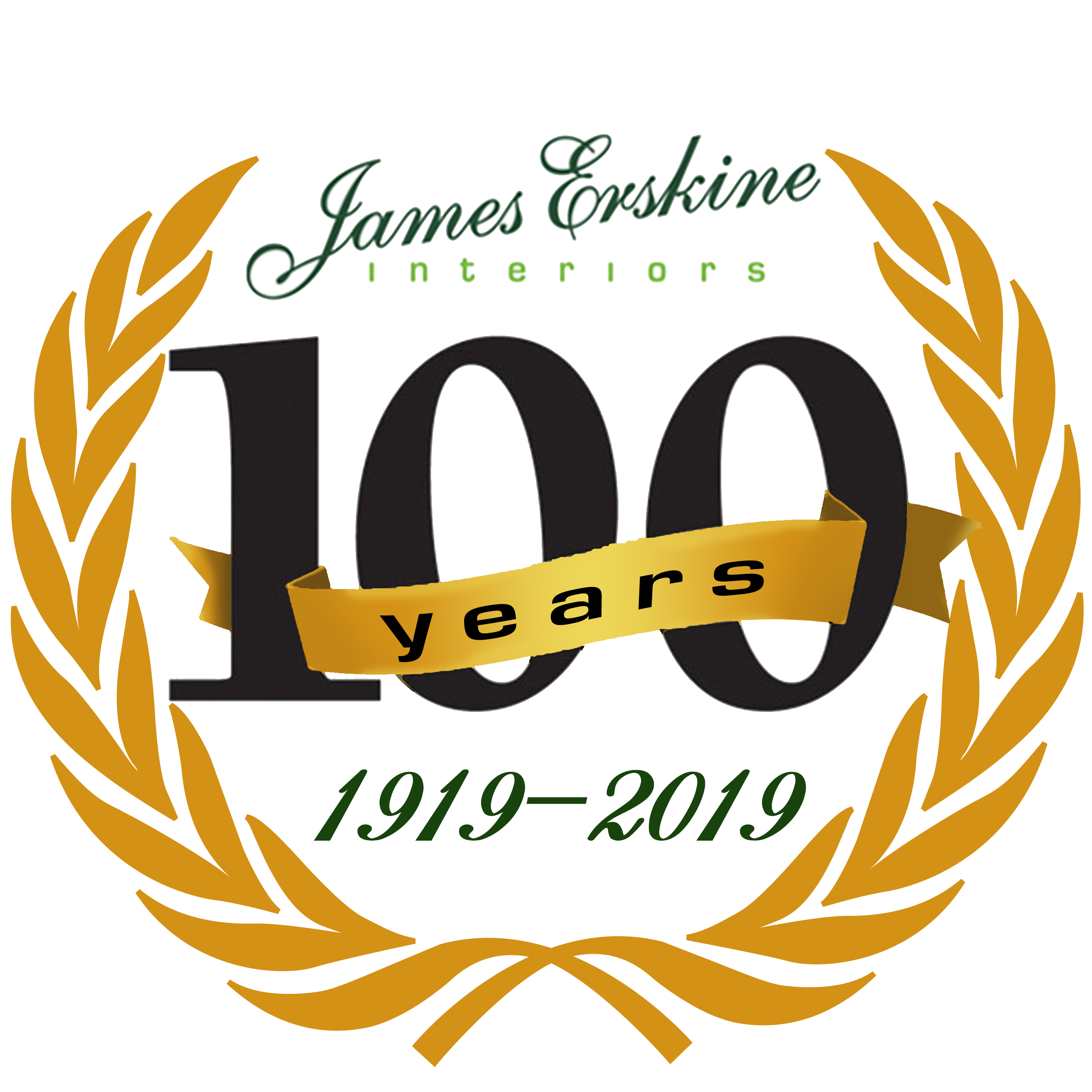 Happy Birthday… - to our parent company, James Erskine Interiors