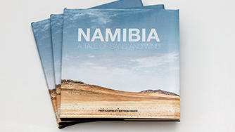 NAMIBIA - A TALE OF SAND AND WIND - Selbstpubliziertes Fotobuch über NamibiaFotografie und Layout: Matthias BaderISBN 978-0-46-473295-2Hier bestellen / Order here