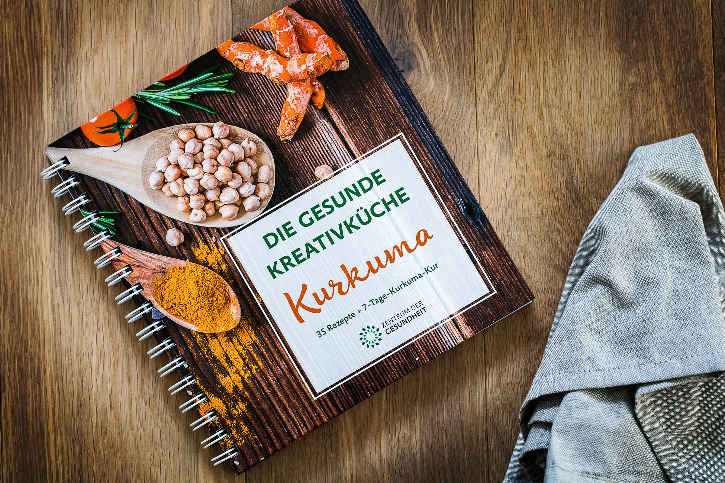 KURKUMA KOCHBUCH -