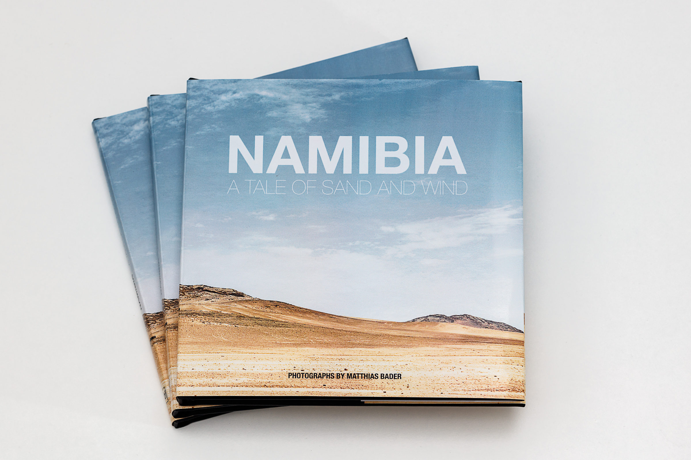 "FOTOBUCH ""NAMIBIA - A TALE OF SAND AND WIND"""