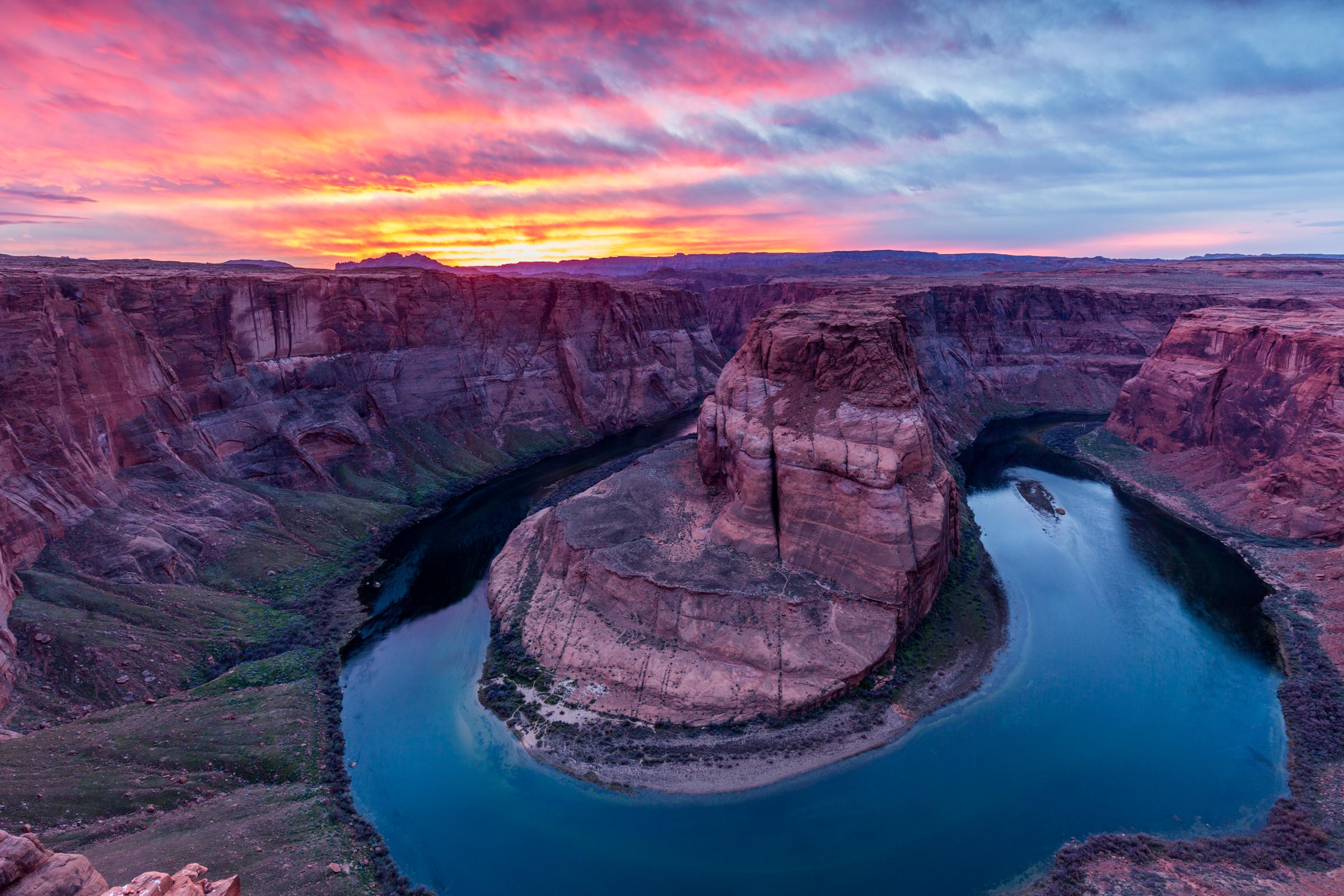 AROUND GRAND CANYON    LOCATION:   GRAND CANYON, NEVADA / ARIZONA, USA