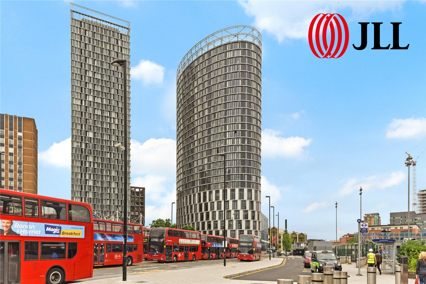 JLL launches ADAM for Stratford & Canary Wharf - Adam has assisted the Property Managers at JLL automate repair requests.