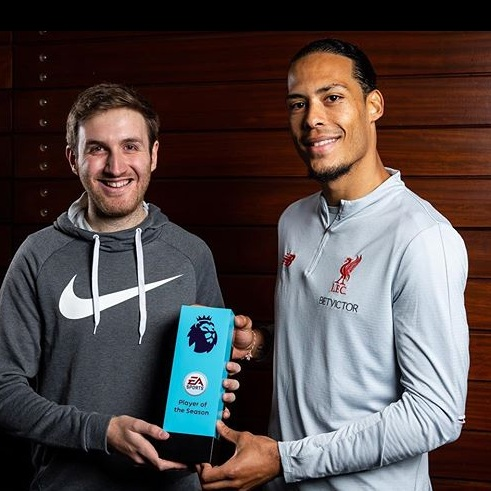 EA Game Changer - Matt is an EA Game Changer meaning he works with EA SPORTS to promote the game, present FUT Awards and get exclusive access to FIFA. Matt has also worked with Liverpool FC to present their EA FIFA Tournament during the ePremier League.