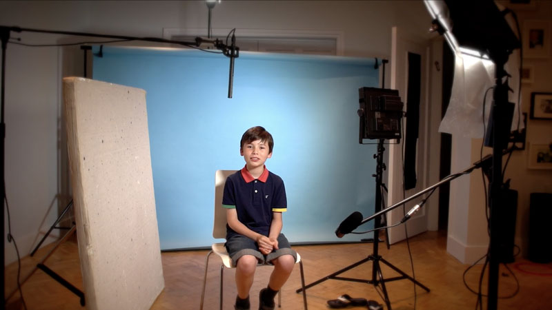 growing up - We talk to children each year about their their interests, opinions and aspirations, to record young personalities as they grow up.