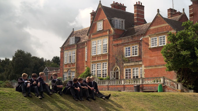 school films - Working closely with schools to capture them in film. We create prospectus, development and school history films.
