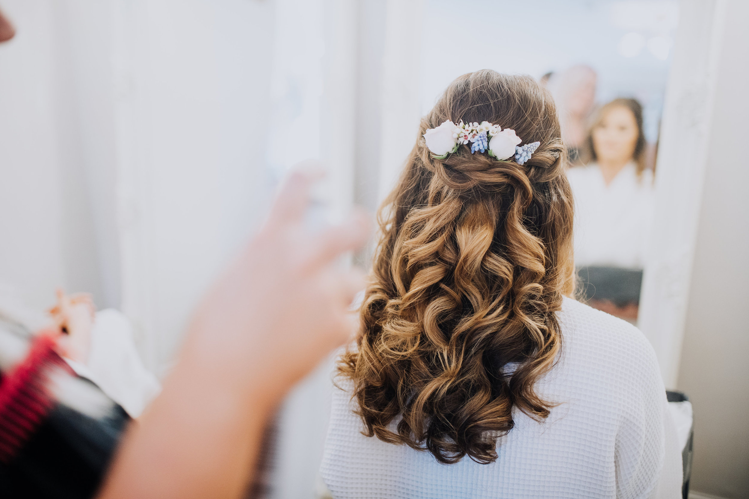 Bridal Hair Up Course