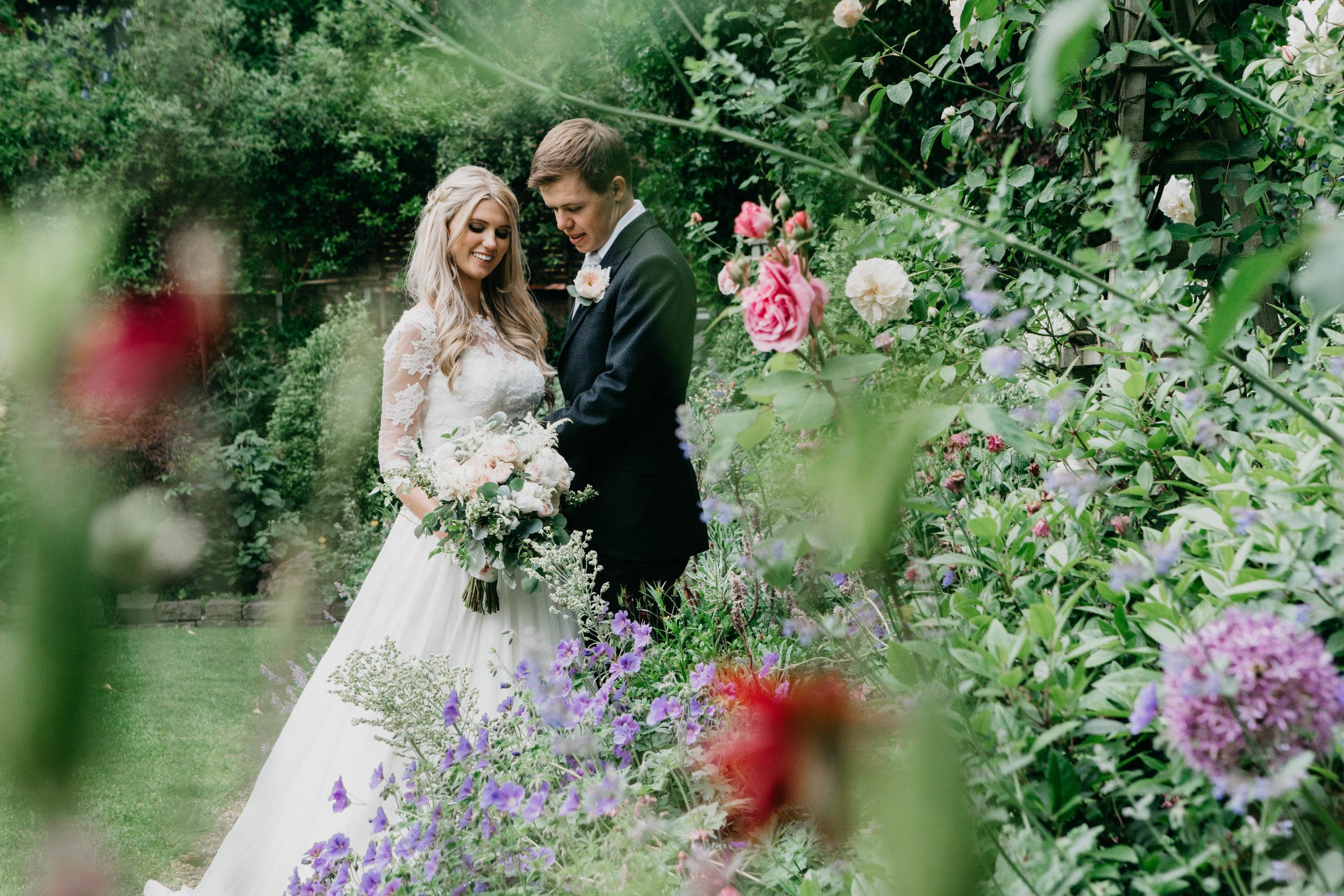 Bridal Hair -