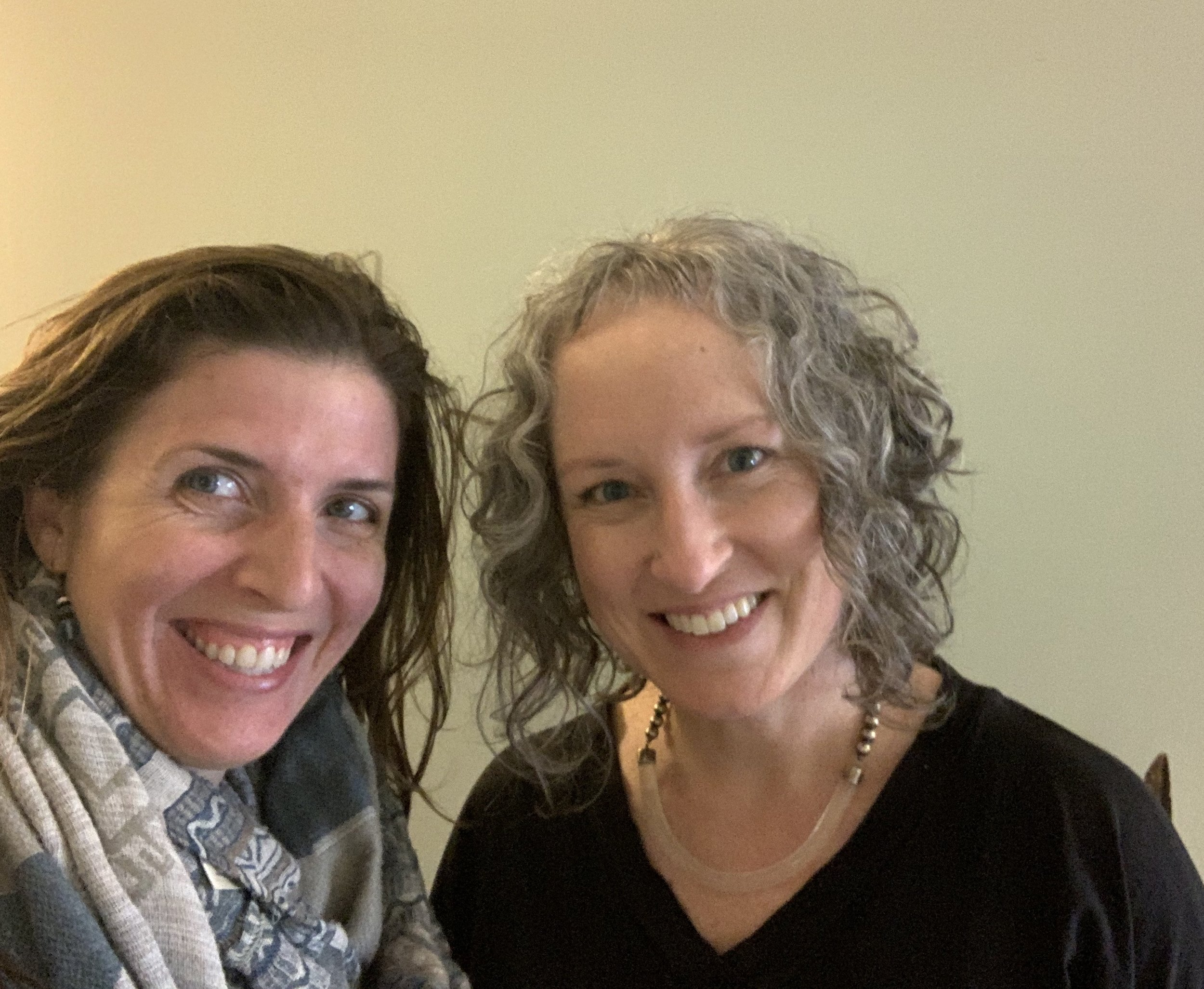Join Phoebe and Erika for an afternoon for movement and breathwork