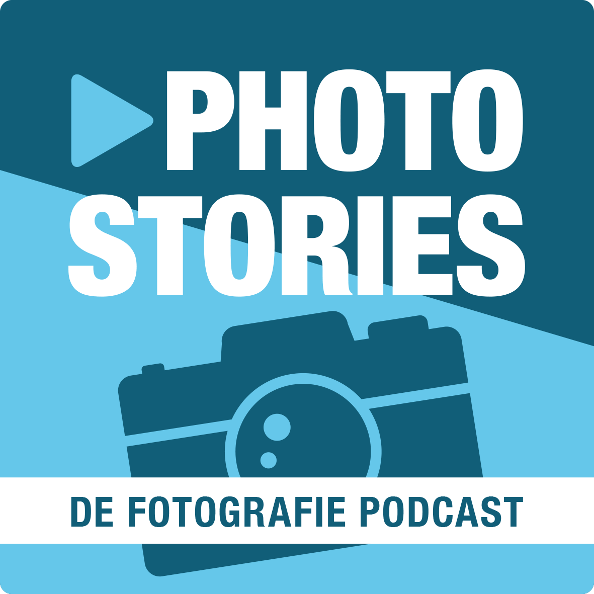 Photo Stories Podcast - De Fotografie Podcast