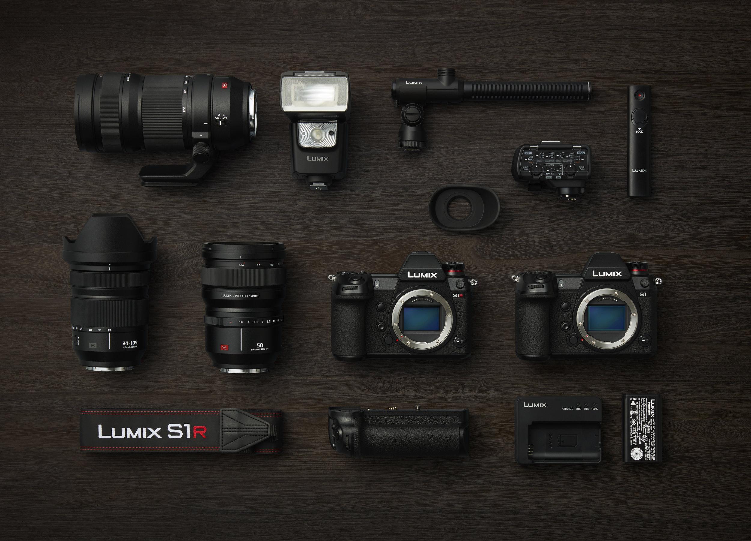 Lumix 1 systeem