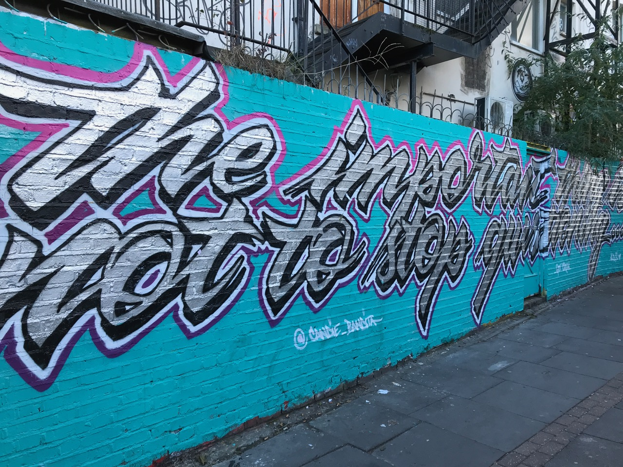 the important thing is to not stop questioning einstein candie bandita brick lane london street art.jpg