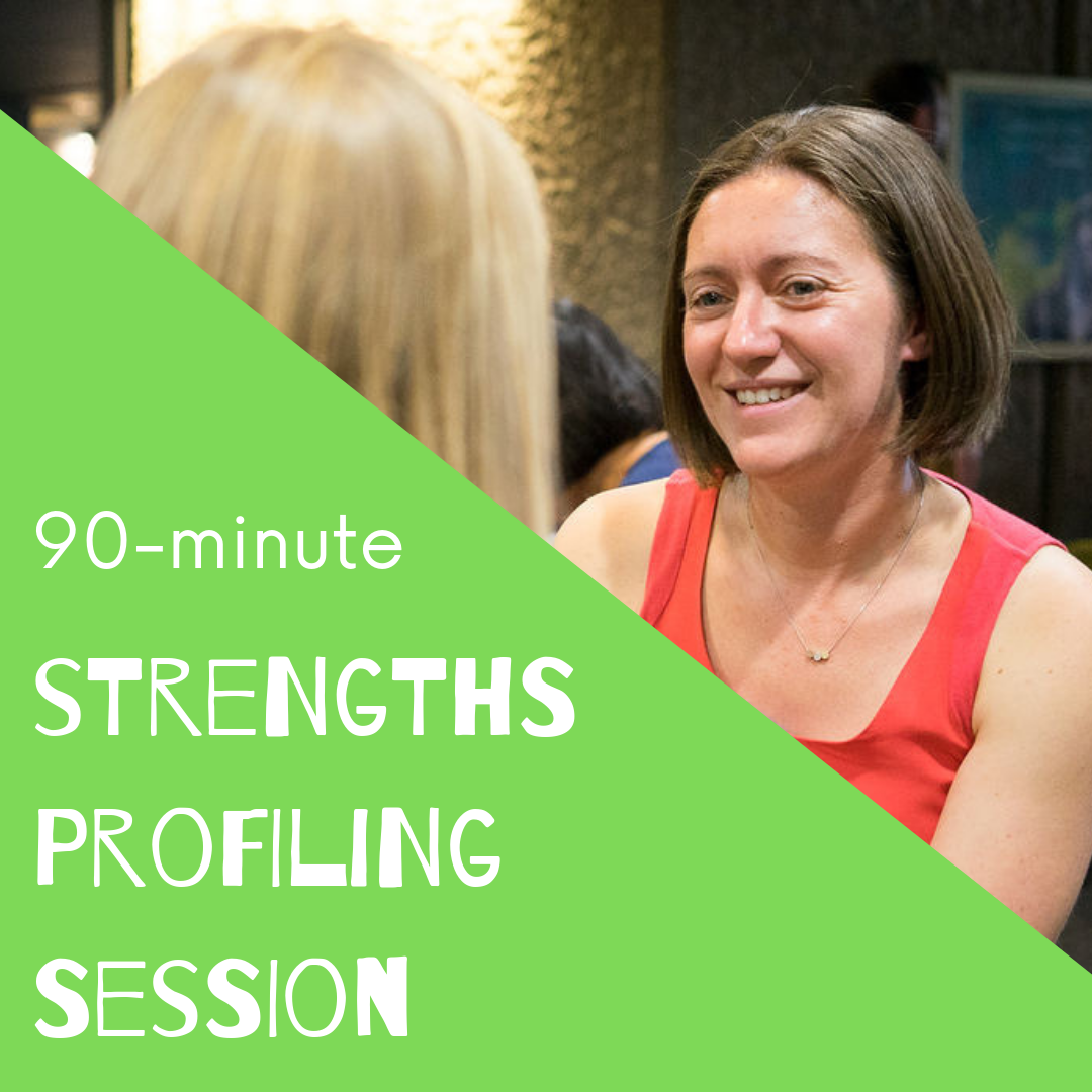 Book a strength profiling session