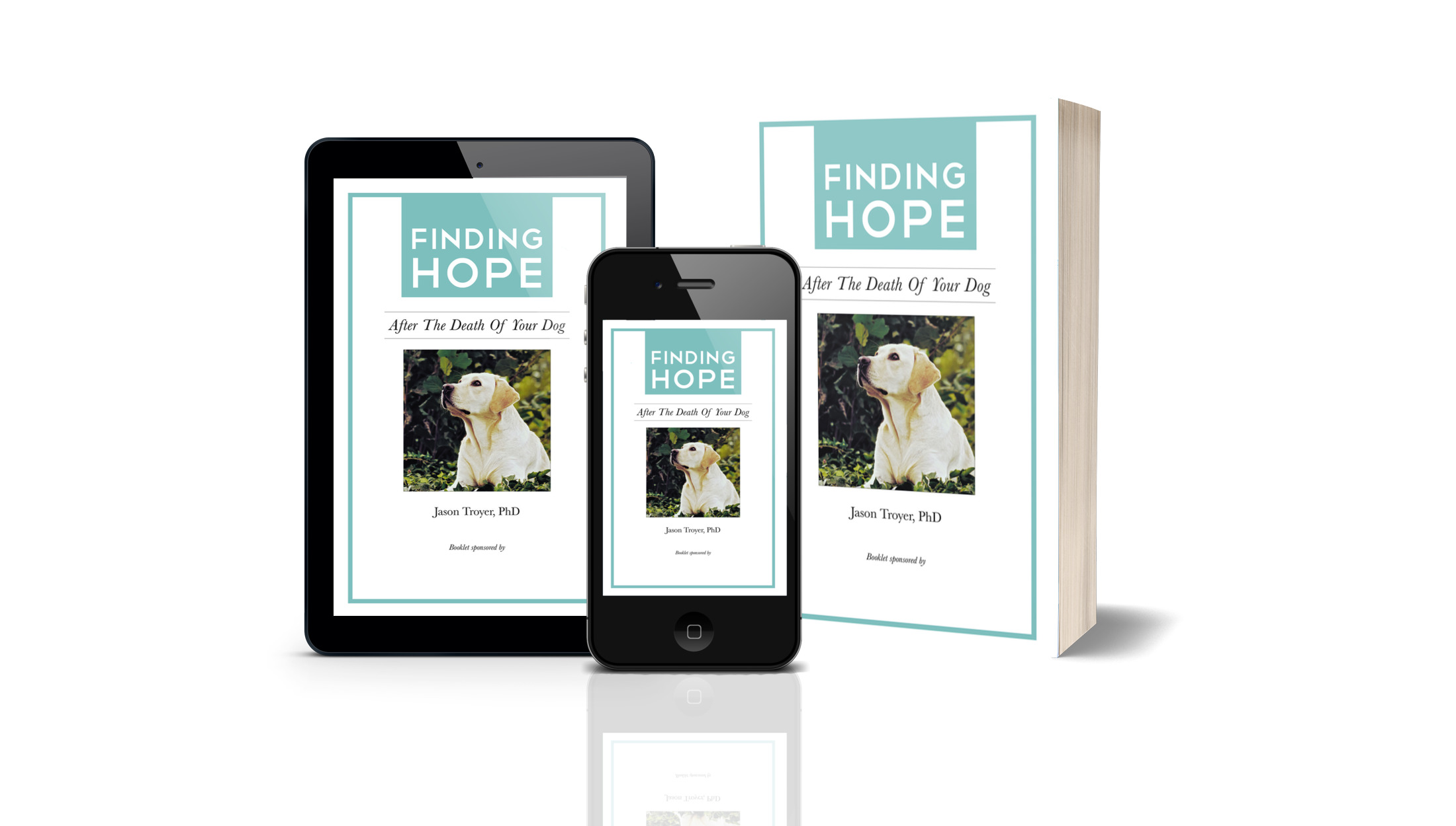 Loss of a Dog - Click Here to download the e-booklet