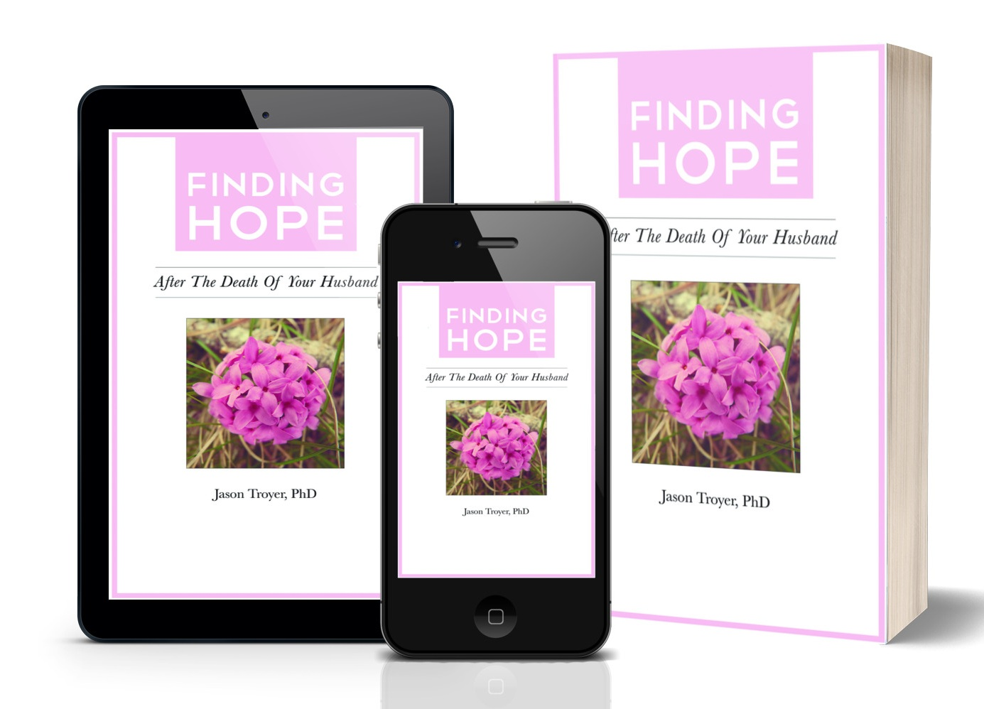Want my free Loss of a Husband e-booklet? - Complete form below