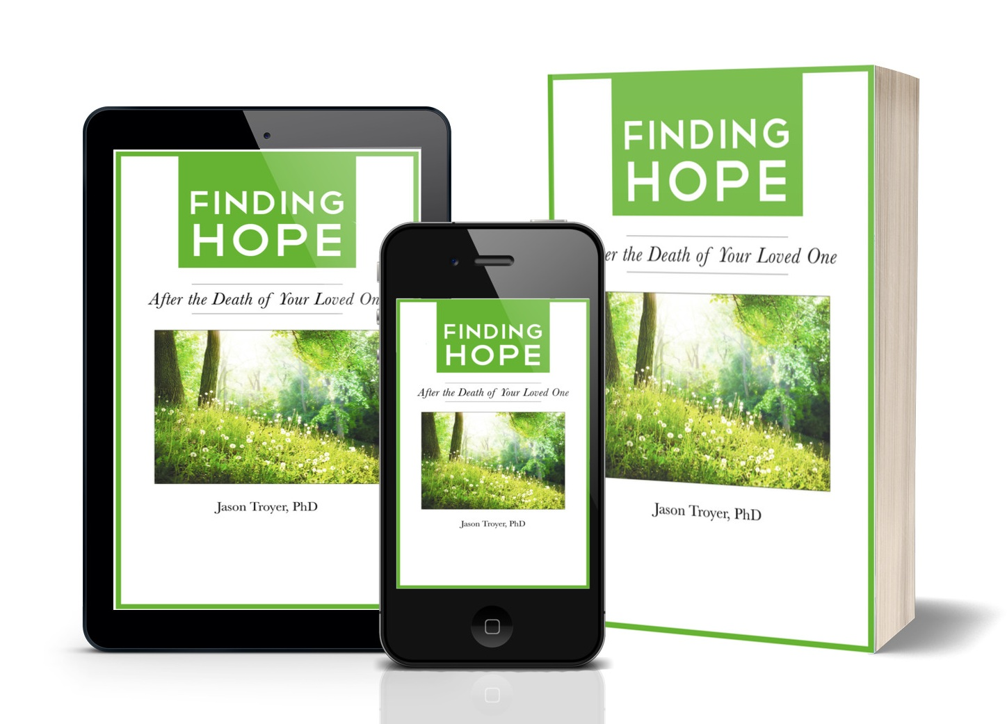 Want my free Finding Hope after Loss e-booklet? -