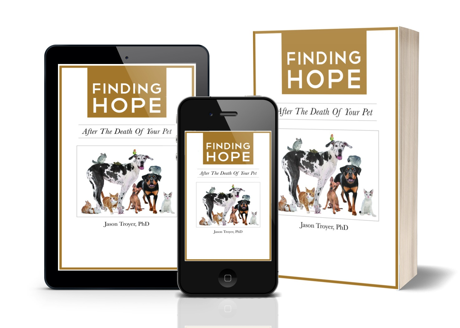 Want my free Loss of a Pet (All Animals) e-booklet? - Complete the form below
