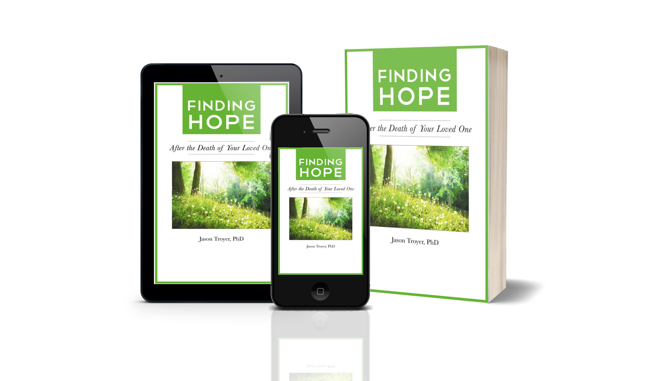 Finding Hope after the Loss of a Loved One - Click Here to Download