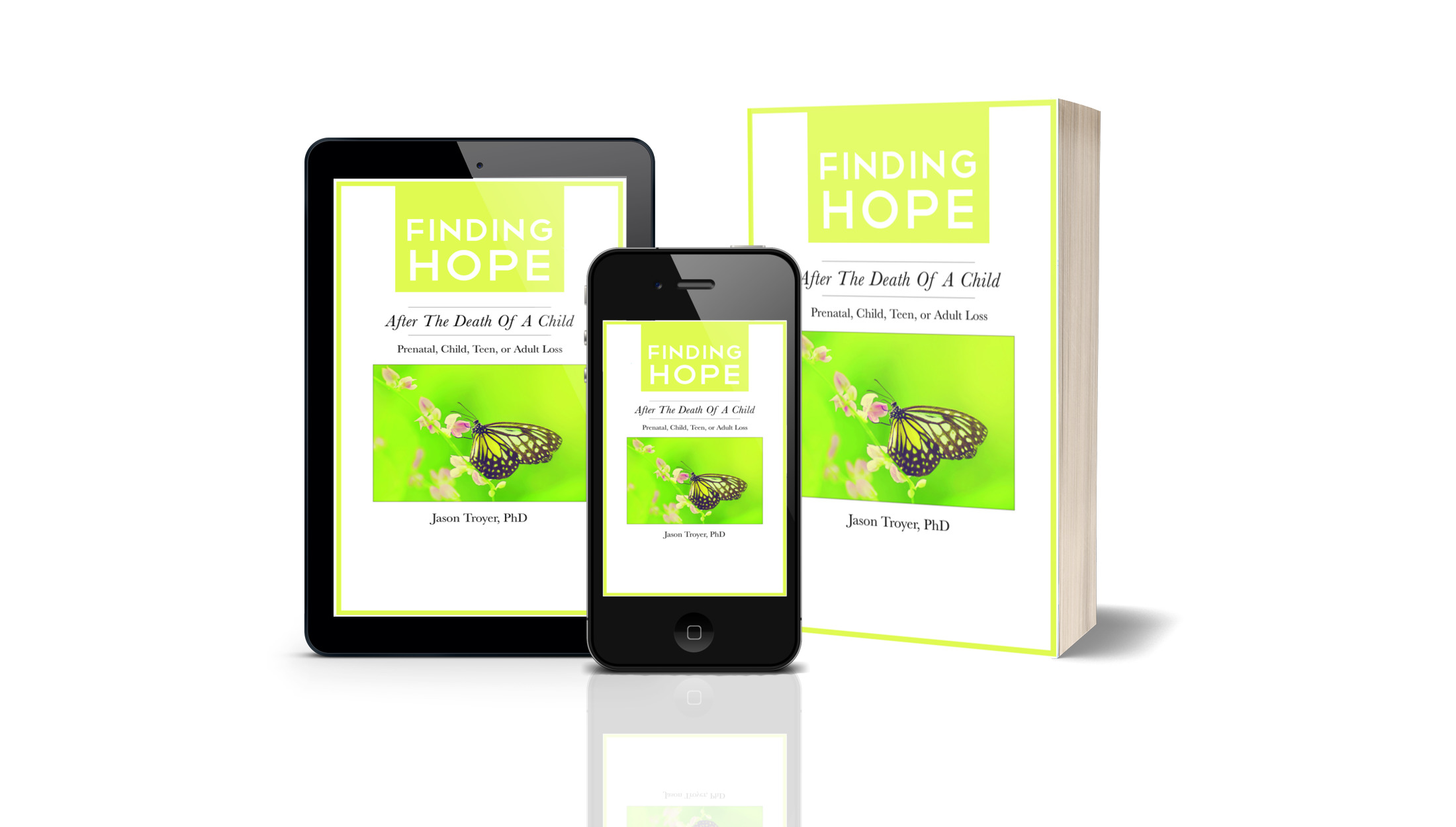 Finding Hope after the Loss of a Child - Click Here to Download