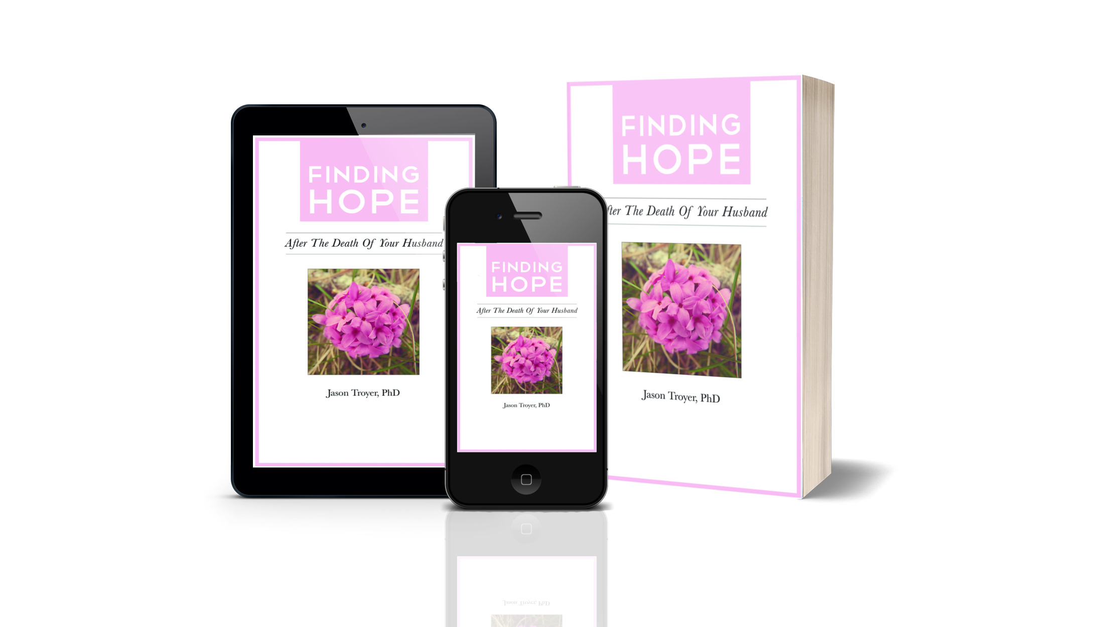 Finding Hope after the Loss of a Husband - Click Here to Download