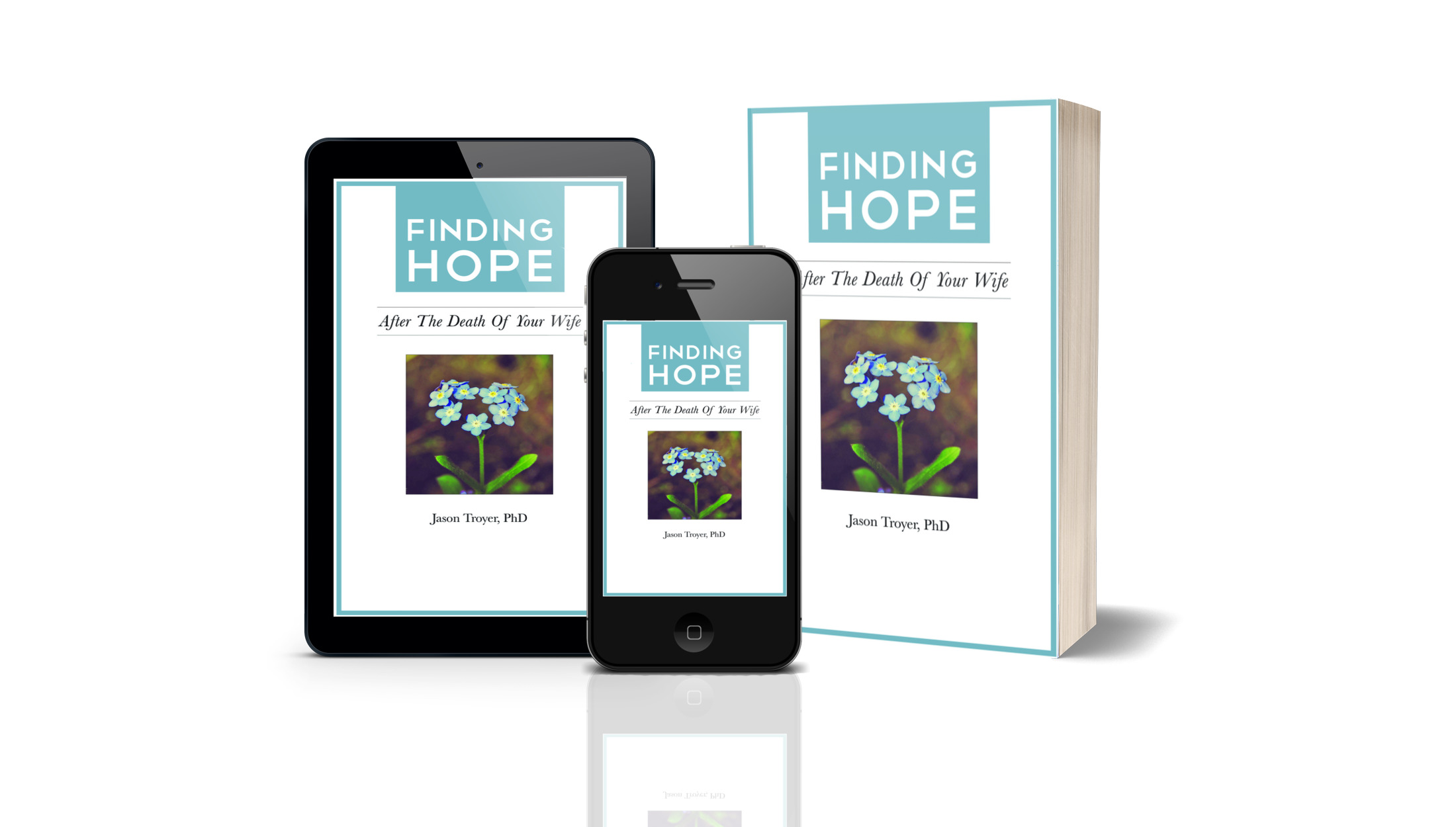 Finding Hope after the Loss of a Wife - Click Here to Download