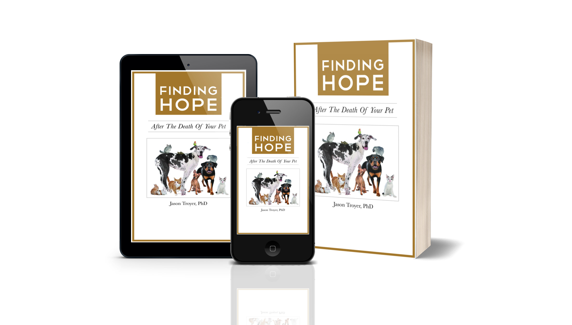 Finding Hope afterthe Loss of a Pet - Click Here to Download