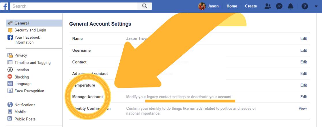 """Manage Account"""