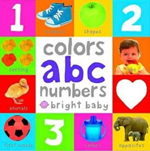 Bright Baby Big Board Books