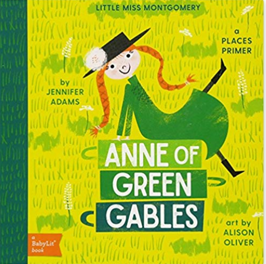 Babylit Series :: Anne of Green Gables