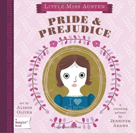 BabyLit :: Pride and Prejudice