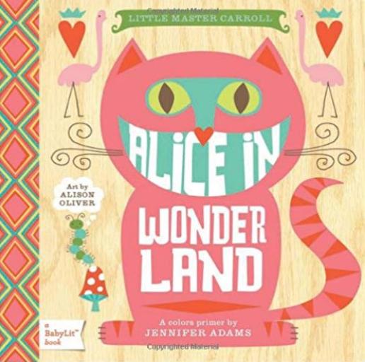 BabyLit :: Alice in Wonderland
