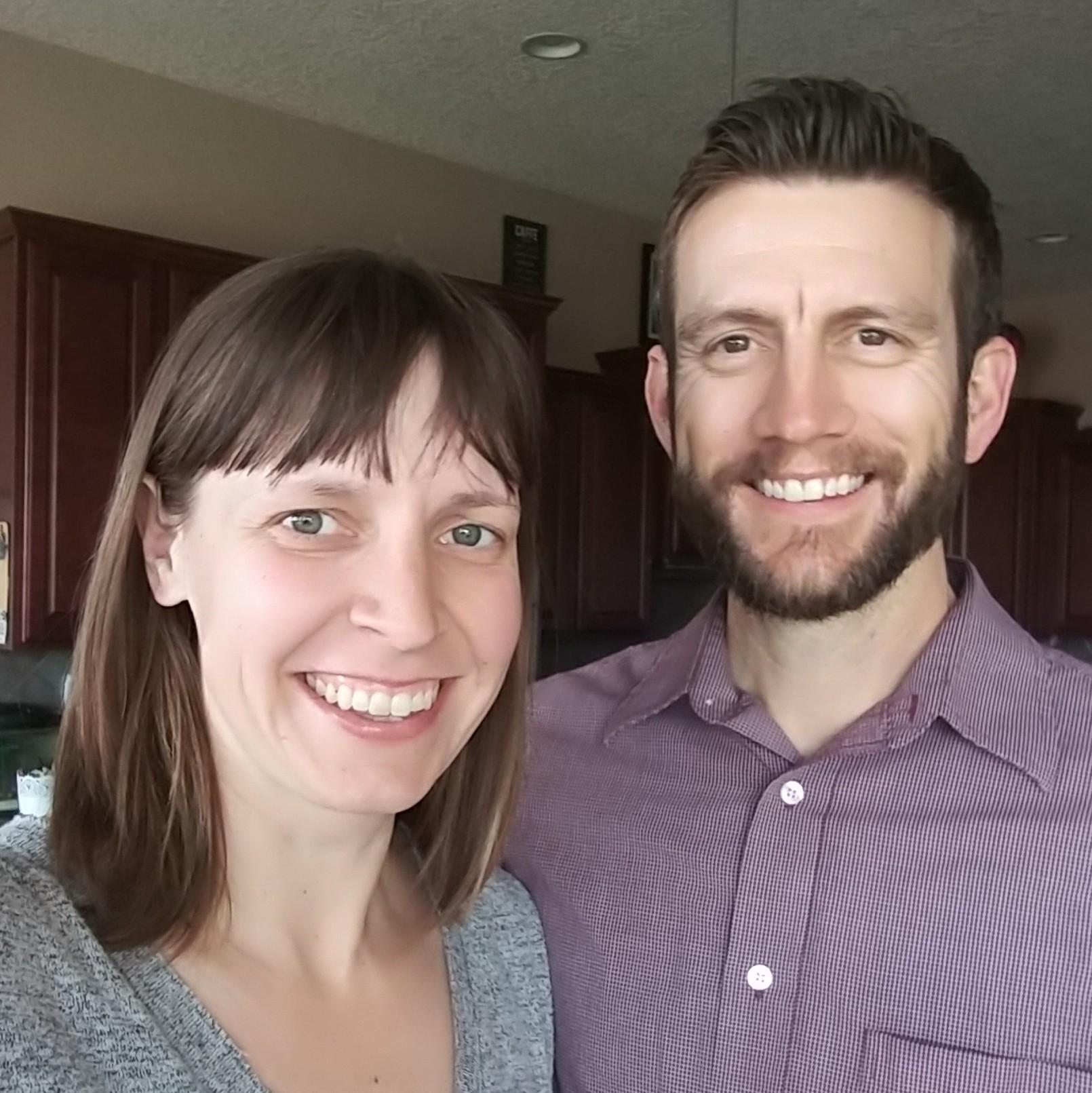 Kaytee and Jason