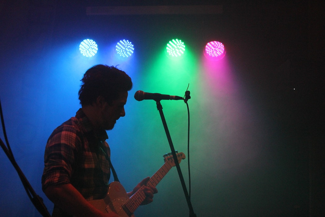 Audio/Visual/Lighting Team: Lighting Operator - Volunteer