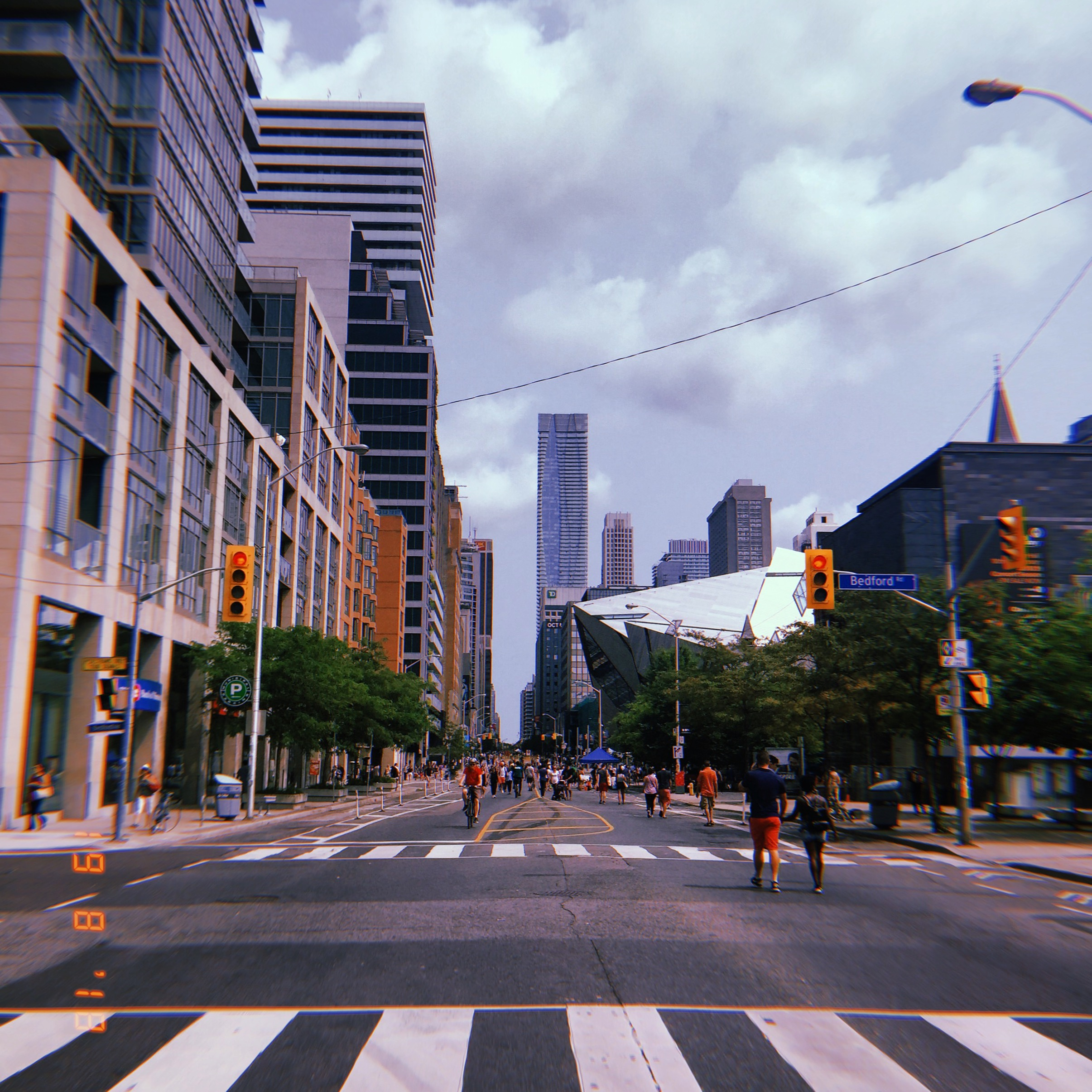 Bloor and Bedford (18/8/19)
