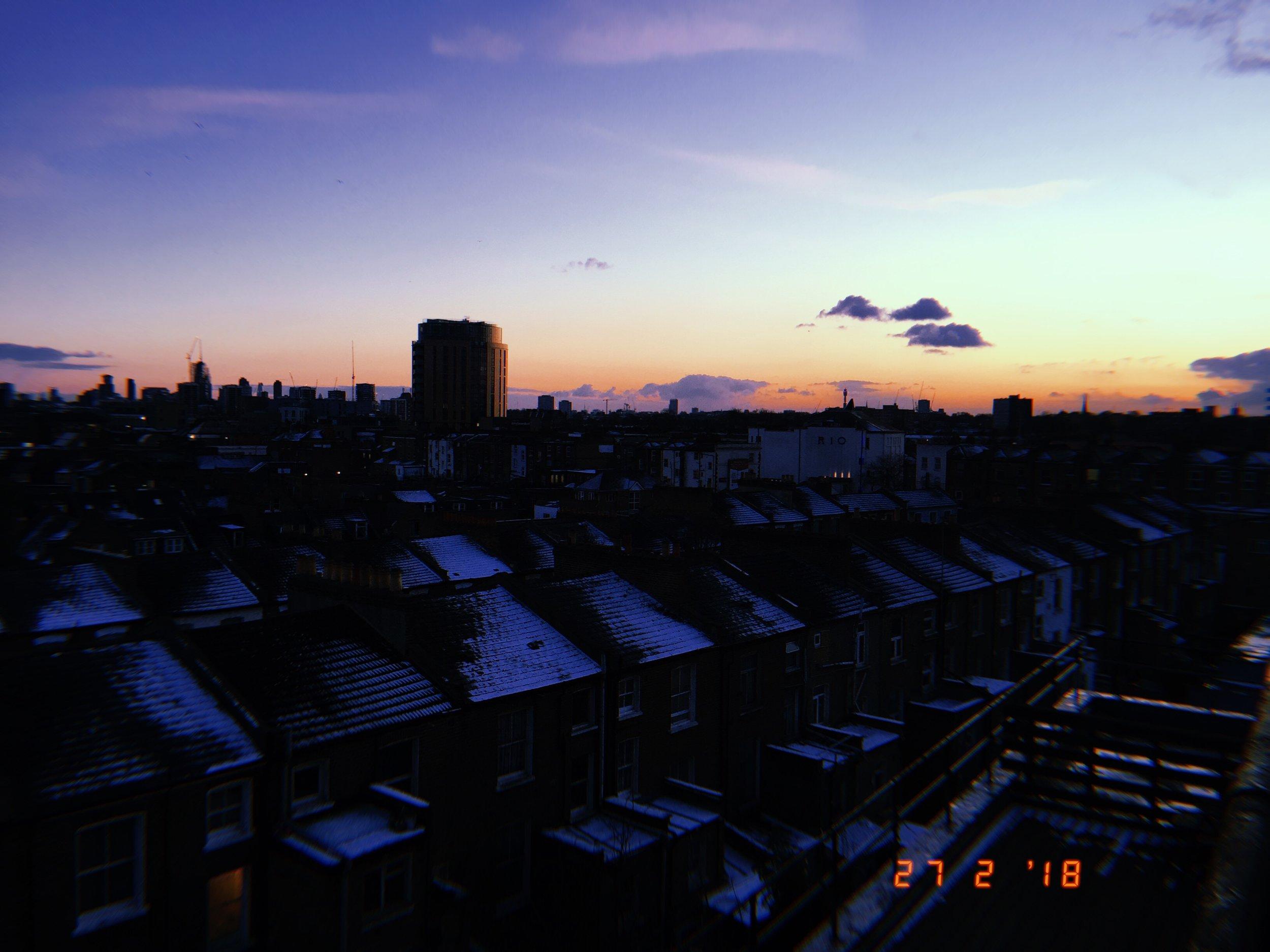 London, February 2018.
