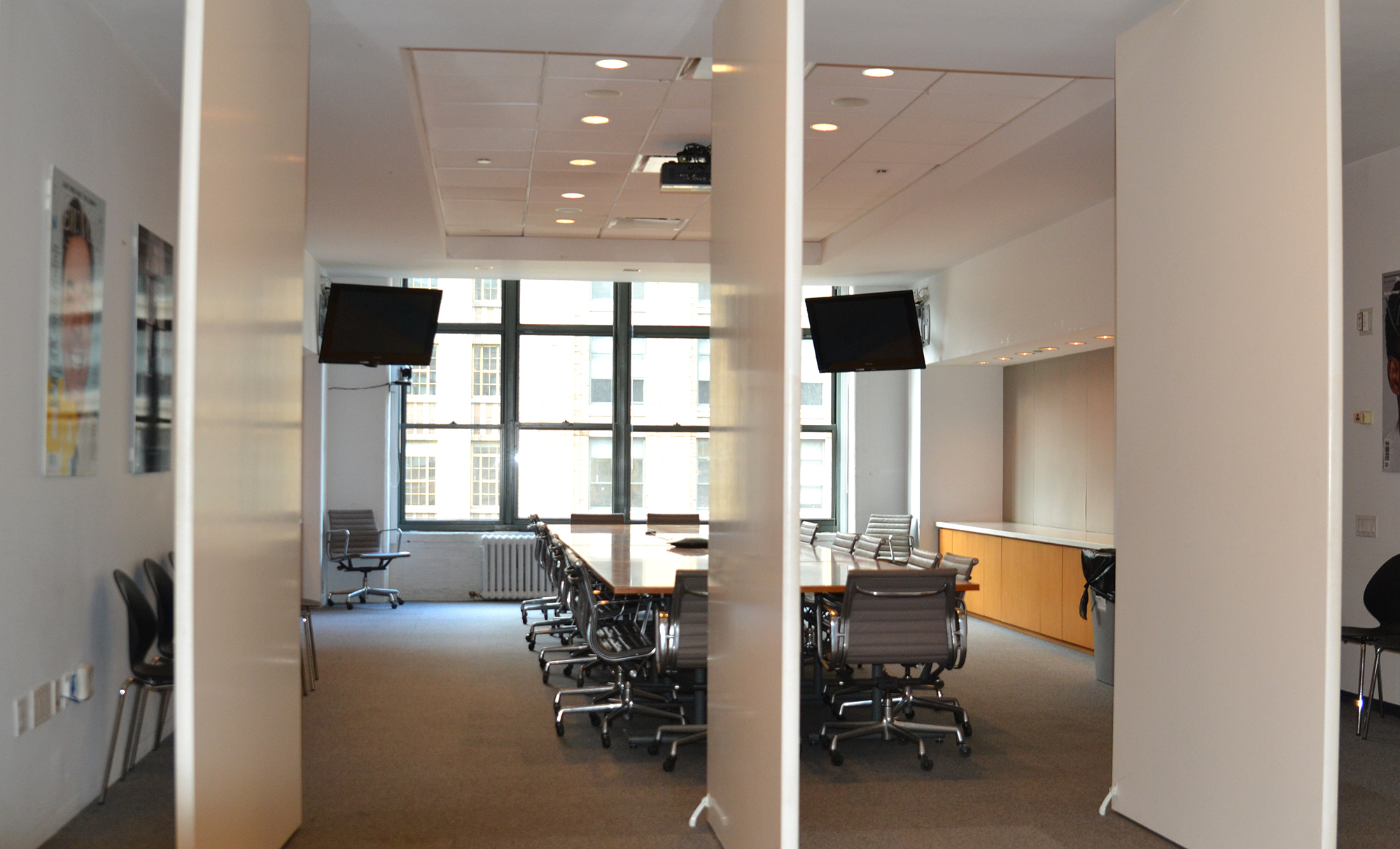 NYMag Wavelength led retrofit conference room