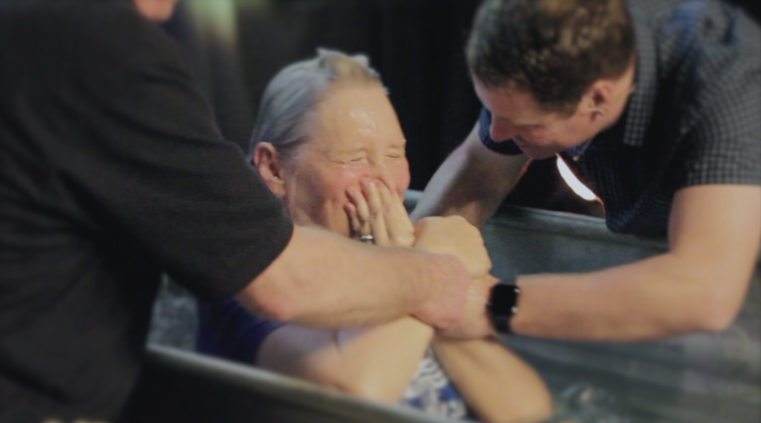 Baptism. - Why should you get baptized? Well, Jesus did…. Baptism is a declaration to the world that you've given your life to Jesus and you're ALL IN. If you would like to sign up for our next baptism you can click here. For more information or any questions you may have please email: info@connextion.church