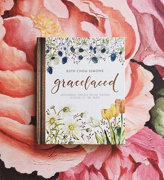 - This Journey Is As Perennial As The SeasonsGraceLaced is about more than pretty florals and fanciful brushwork—it's about flourishing. With carefully crafted intention, this beautiful volume of 32 seasonal devotions from artist and author Ruth Chou Simons encourages readers in any circumstance to become deeply rooted in God's faithful promises. GraceLaced extends a soul-stirring invitation to draw close to God while...resting in who He isrehearsing the truth He says about youresponding in faith to those truthsremembering His provision to sustain you, time and time againRead more about Gracelaced and Ruth's other beautiful work here.