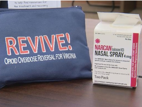Revive! program - REVIVE! is the Opioid Overdose and Naloxone Education (OONE) program for the Commonwealth of Virginia. Currently REVIVE! provides training on how to recognize and respond to an opioid overdose emergency with the administration of naloxone. REVIVE! trainings are provided at no cost to laypersons.