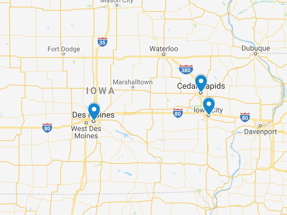 Harm Reduction programs - Iowa Harm Reduction Coalition has locations throughout Iowa and also provides a discrete shipping option for folks outside of their service areas.