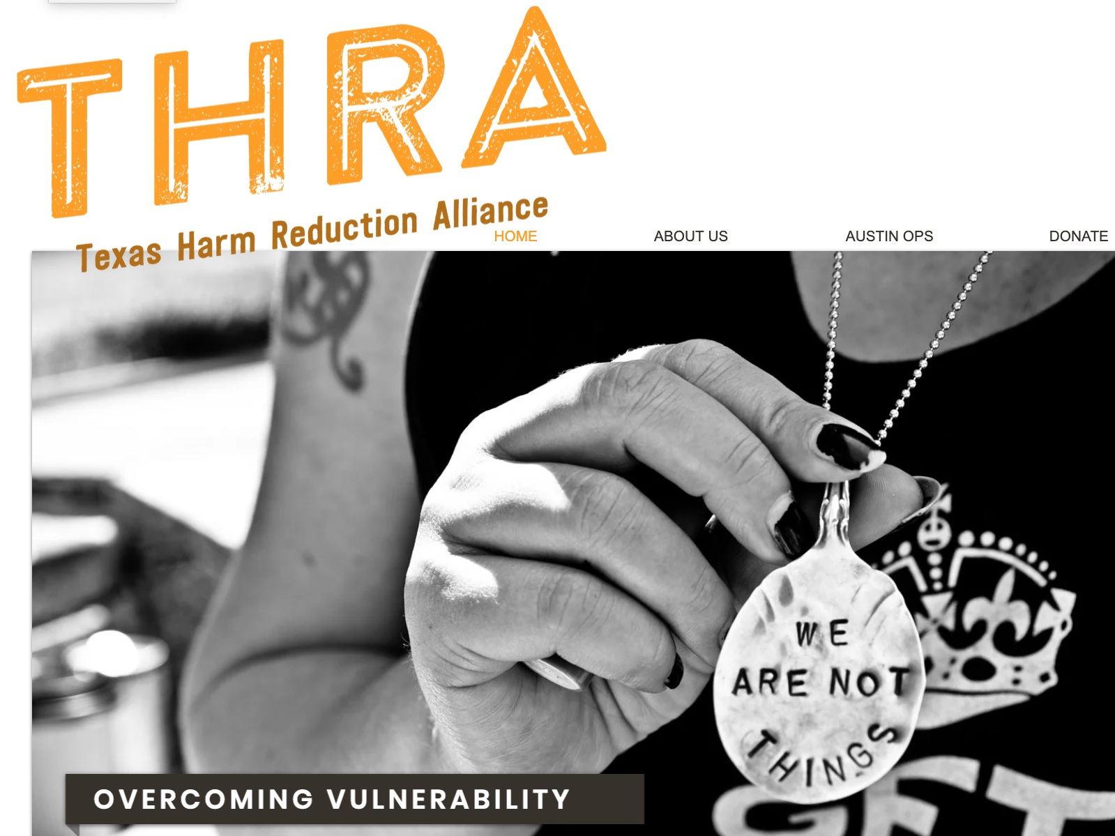 texas harm reduction alliance - THRA develops, supports, and promotes policies, practices, and programs that create positive change and reduce the harmful consequences of substance use and misuse in Texas. THRA is NEXT Naloxone's affiliate parter for the state of Texas.