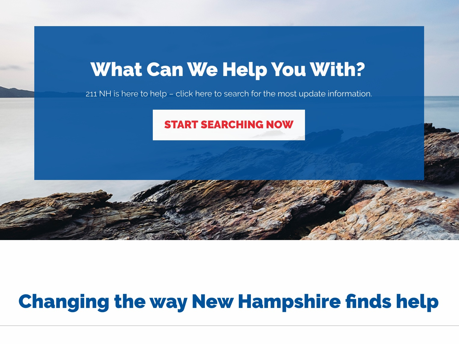 new hampshire helpline - Access up to date resources from specially trained Information and Referral Specialists. 211 NH is available 24 hours, 365 days a year. Multilingual assistance and TDD access is also available.
