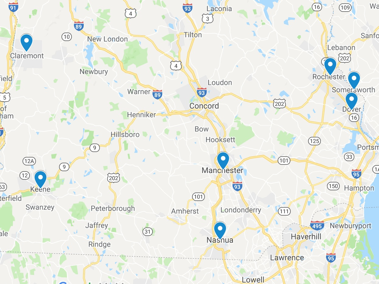 nh harm reduction programs - Many New Hampshire Harm Reduction Programs provide not only syringe and naloxone access but also referral, case management, and health services on site as well. Use this interactive map to see what options are near you.