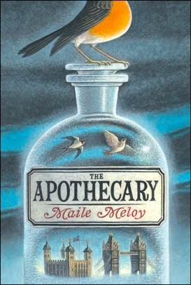 The Apothecary - Maile MeloySuch clear, graceful writing framing a story that blends history with historical fiction.